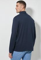Superbalist - 3-pack Milan long sleeve neck tee - multi