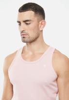 G-Star RAW - Base sleeveless tank - 2 pack - pink