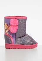Character Group - Home boots paw patrol - purple