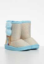 Character Group - Home boots frozen - blue
