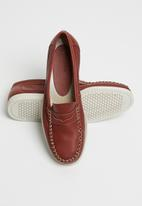 Grasshoppers - Timbego leather - red