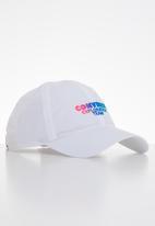 Converse - Graphic baseball cap hps - white