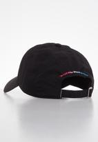 Converse - Graphic baseball cap hps -  black