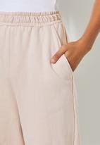 Superbalist - Sweat culottes - stone