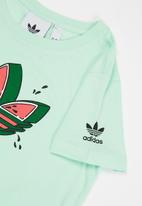 adidas Originals - Watermel tee - mint