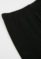 POLO - Girls victoria legging - black