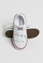 Converse - Chuck Taylor all star 2v ox - white