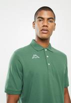 KAPPA - Logo life mss golfer - green