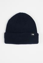 The North Face - Tnf fisherman beanie - navy