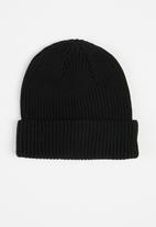 The North Face - Tnf fisherman beanie - black