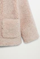 MANGO - Capi coat - pink