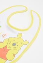 Character Group - Winnie the pooh newborn set - yellow & white
