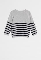 MANGO - Bread sweater - grey