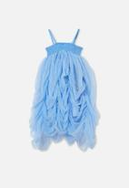 Cotton On - Tilda two-in-one dress up - dusk blue