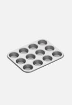 Kitchen Craft - Non-stick baking pan-12 holes