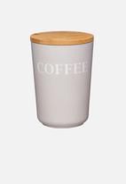 Kitchen Craft - Eco-friendly storage canister-Coffee
