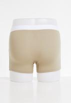 Cotton On - Mens trunks - neutral & white