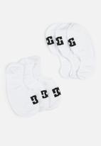 DC - Spp dc liner 3pack - white