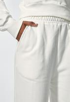 Superbalist - Sweat culottes - off white