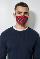 Superbalist - 2 pack face masks - multi