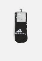 adidas Performance - Aop a.r. crew socks - black