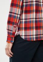Superdry. - Classic lumberjack shirt - multi