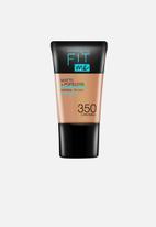 Maybelline - Fit Me® Matte + Poreless Foundation Mini - 350 Caramel
