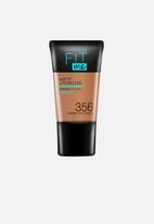 Maybelline - Fit Me® Matte + Poreless Foundation Mini - 356 Warm Coconut