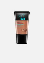 Maybelline - Fit Me® Matte + Poreless Foundation Mini - 359 Nutmeg