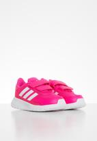 adidas Performance - Tensaur run i - shock pink / cloud white / shock red