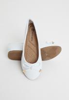Pierre Cardin - Kids pumps - white