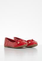 Pierre Cardin - Kids pumps - red