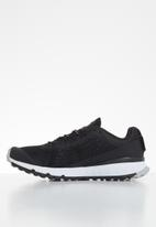 The North Face - Womens ultra swift - black & white