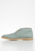 Grasshoppers - Gina leather - blue