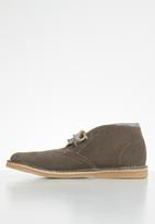 Grasshoppers - Gina suede - grey