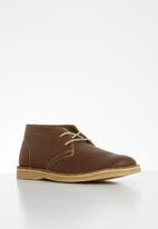 Grasshoppers - Gina leather - brown