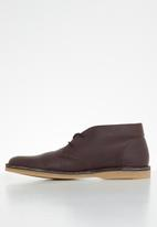 Grasshoppers - Gina leather - burgundy