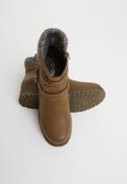 Miss Black - Jag hiking boot - tan