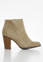 Miss Black - Ahlam 3 ankle boot - neutral