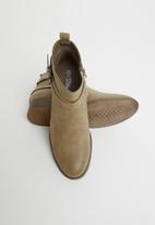 Miss Black - Abir 3 ankle boot - neutral