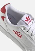 adidas Originals - Ny 92 - ftwr white/scarlet/ftwr white