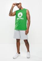NBA - Celtic green sleeveless T-shirt - green