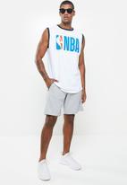 NBA - Nba sleeveless T-shirts - white