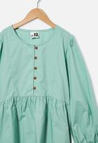 Free by Cotton On - Marloe long sleeve top - green