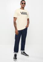 Vans - Vans classic tee - neutral