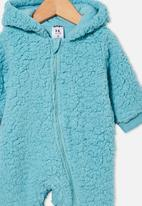 Cotton On - Archie all in one - blue