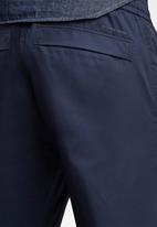 G-Star RAW - Relaxed cuffed trainer chino - sartho blue