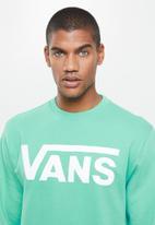 Vans - Vans classic crew ii - turquoise
