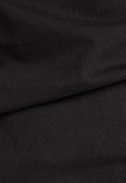 G-Star RAW - Flock badge graphic r short sleeve tee - black