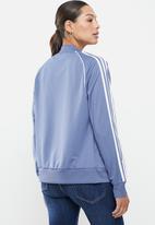 adidas Originals - Sst tracktop - blue